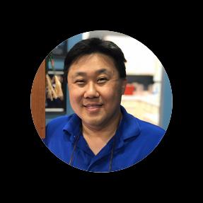 Dentist Dr. Chung