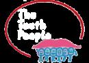 The Teeth People logo white